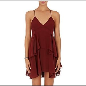 A.L.C. Tiered Mini Dress